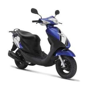 Китайский скутер RY50QT-16(11)